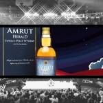 BarleyMania - Amrut Herald (Single Malt Whisky India Helgoland Cask Strength Dram Review Tasting Notes)