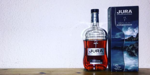 BarleyMania - Jura Superstition (Single Malt Scotch Whisky Review Tasting Notes Isle of Jura Islands)