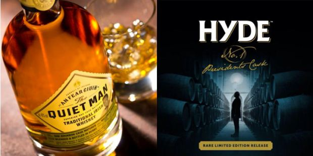 BarleyMania - The Irish Challenge German Tasting Tour 2016 - The Quiet Man & Hyde Irish Whiskey