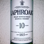 BarleyMania - Laphroaig 10 (Single Malt Scotch Whisky Review Tasting Notes Isle of Islay Heavily Peated)