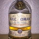 BarleyMania - Kilchoman Machir Bay - Tour Edition 2015 (Single Malt Scotch Whisky Review Tasting Notes Isle of Islay Heavily Peated Cask Strength Limited)