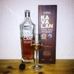 BarleyMania - Kavalan Single Malt Whisky (Taiwan World Exotic Fruity King Car Distillery Review)