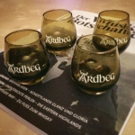 Ardbeg Shortie (Barley Mania Whisky Scotch Single Malt Islay Nosing Glass Glassware Shots Drinks On The Go)