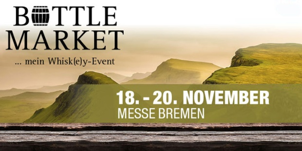 Bottle Market 2016 (Messe Bremen Whisky Whiskey Bourbon Fair Event Convention Exhibition Drams Tasting)
