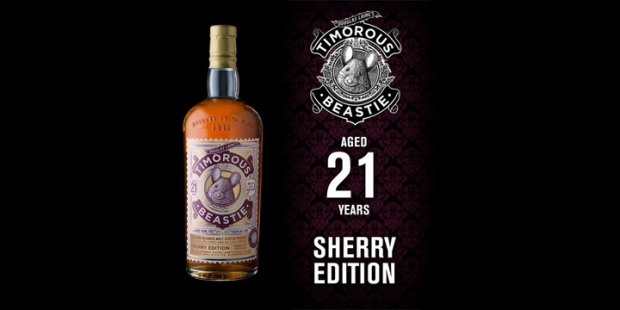 Timorous Beastie 21yo - Sherry Edition (Douglas Laing Remarkable Malts Blended Scotch Whisky Whiskey Bourbon Cask Limited)