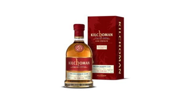 Kilchoman 10yo - Fifth Club Release (Barley Mania Whisky Scotch Single Malt Cask Strength Islay Limited Edition)