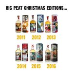 Big Peat - Christmas 2016 (Douglas Laing Remarkable Malts Blended Scotch Whisky Whiskey Xmas Islay Peat Limited)