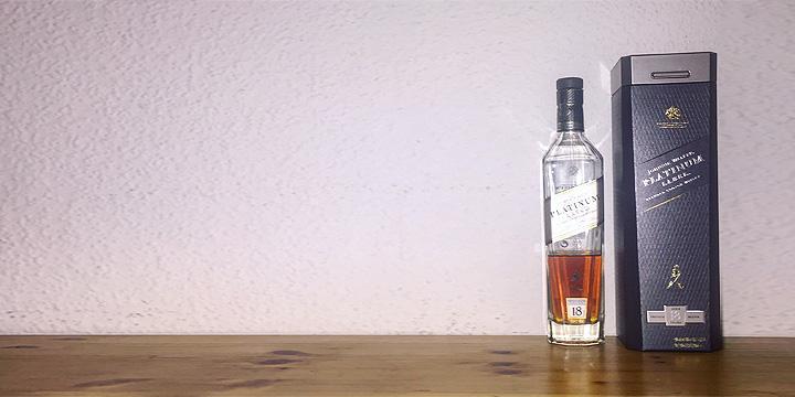 Johnnie Walker Platinum Edition (Blended Scotch Whisky 18yo BarleyMania Review Bourbon Whiskey Drink Barkeeper)
