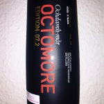 Octomore 07.2 by Bruichladdich (BarleyMania Heavily Peated Islay Single Malt Scotch Whisky Whiskey Bourbon Terroir Matters Slainte)