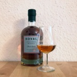 Koval Four Grain Whiskey (Chicago Craft Spirit Bourbon Distillery Tasting Notes)