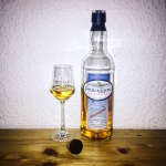 Finlaggan Cask Strength (BarleyMania Whisky Blog Single Malt Scotch Islay Peated Review Tasting Notes Lagavulin Cask Strength)