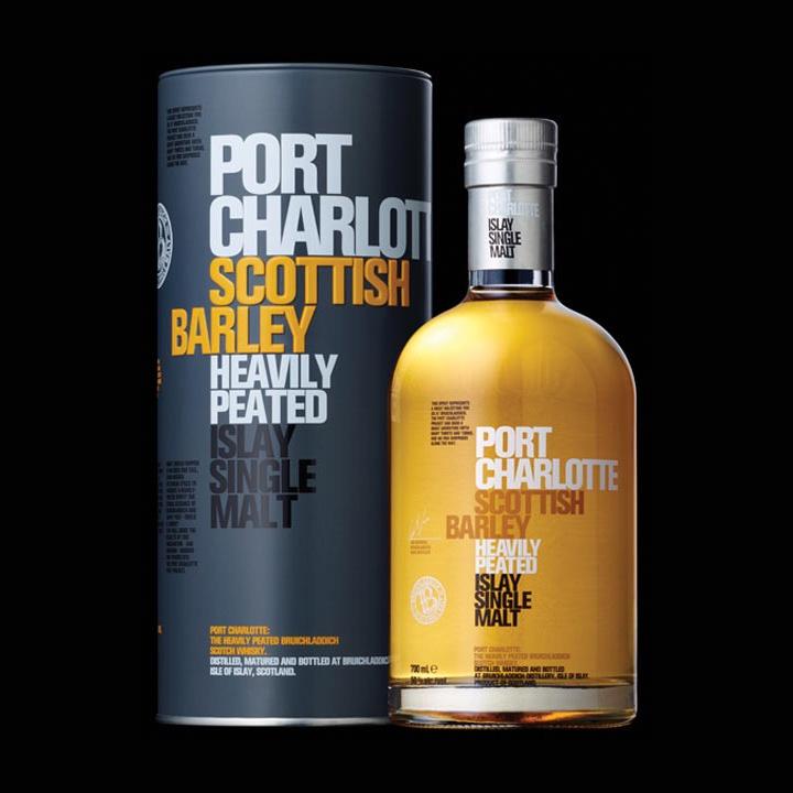 Bruichladdich on the latest advancements in the - Port charlotte scottish barley ...