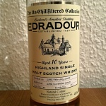 The Un-Chillfiltered Collection by Signatory Vintage – Edradour Distilled 2005 (Single Cask Scotch Whisky Highlands Malt Scotland Dram BarleyMania)