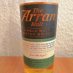 The Arran Malt Cask Finishes – The Sauternes Cask Finish (Single Malt Island Scotch Whisky NAS Distillery Scotland)