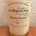 The Balvenie 12yo DoubleWood (Speyside Single Malt Scotch Whisky Dram Sherry Cask Finish)
