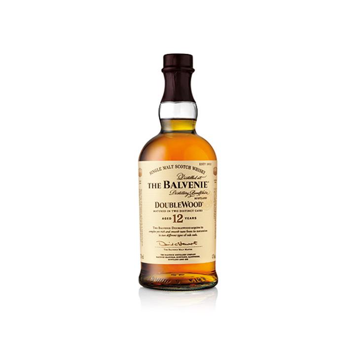 The Balvenie 12yo DoubleWood (Speyside Single Malt Scotch Whisky Dram Sherry Cask Finish)