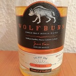 Wolfburn Aurora (Highland Single Malt Scotch Whisky Dram Distillery BarleyMania Vibrant Stills Alba Export Didi ist der Tollste!)
