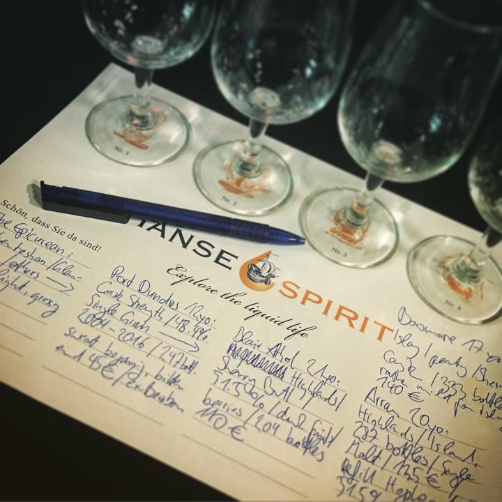 Douglas Laing's Best Casks 2017 Tasting by Bremer Spirituosencontor (Single Malt Scot Whisky Cask Event Grain Blend Hanse Spirit)