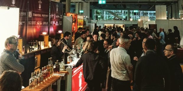 Hanse Spirit 2017 (Whisky Fair Hamburg Spirits Whiskey Gin Vodka Rum Drinks Event)