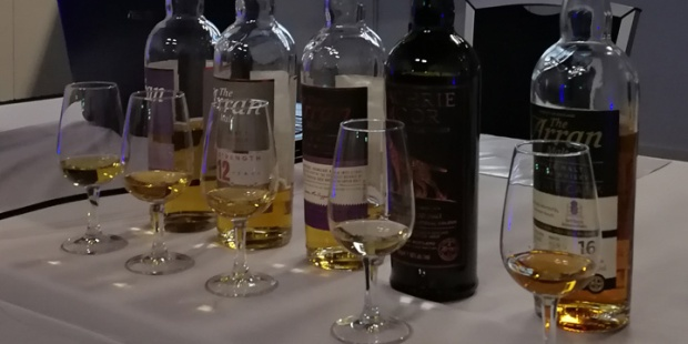 The Arran Malt: 20 Years of Independent Distilling - Tasting by Kammer-Kirsch at Hanse Spirit (Single Malt Scotch Whisky Islands Highland Dram Event)