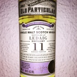 Ledaig 11yo by Old Particular (Single Cask Peated Malt Scotch Whisky Douglas Laing Tobermory Isle Of Mull BarleyMania)