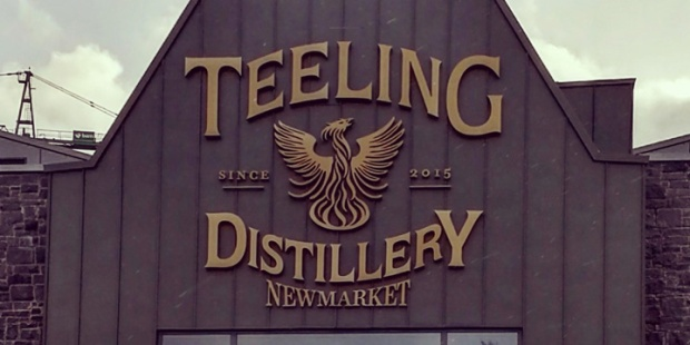 Teeling Whiskey Distillery (The Spirit of Dublin Irish Whisky Tour Experience Triple Distilled Dram BarleyMania)
