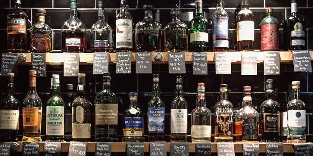 Barley & Malt in Hamburg (Whisky Whiskey Craftbeer Bar Irish Pub Afterwork Drink BarleyMania)