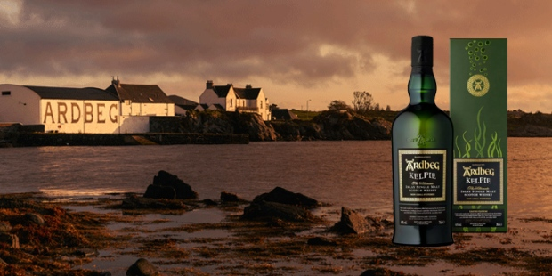 Ardbeg Kelpie coming soon (Islay Single Malt Scotch Whisky Limited Edition Peated Committee Release BarleyMania)