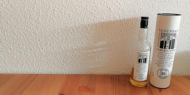 Kilkerran 12yo (Glengyle Distillery Single Malt Scotch Whisky Dram Tasting Notes BarleyMania)