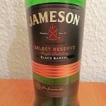 Jameson Select Reserve Black Barrel (Irish Whiskey Dram St. Patrick's Day Drink BarleyMania)