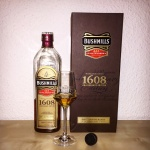 Bushmills 1608 Anniversary Edition (Blended Irish Crystal Malt Grain Whiskey Dram Tasting Notes BarleyMania)