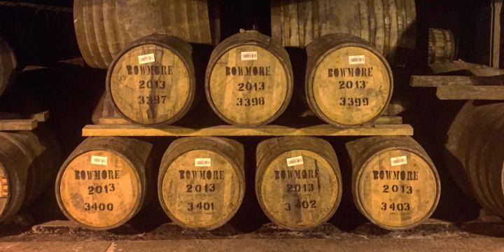 Bowmore Distillery Tour & Tasting (Islay Single Malt Scotch Whisky Distillery Tour Experience Tasting BarleyMania)