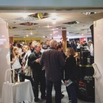 BorderShop Whisky Festival in Puttgarden in April 2017 (Whiskey Bourbon Fair Event Travel Retail Bottle BarleyMania)