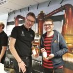 BorderShop Whisky Festival in Puttgarden in April 2017 (Whiskey Bourbon Fair Event Travel Retail Bottle BarleyMania)
