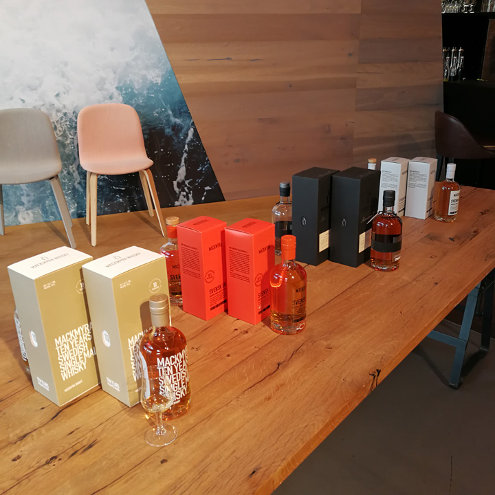 Taste me: Mackmyra Tasting at Mercedes me Store in Hamburg (Swedish Single Malt Whisky Event)