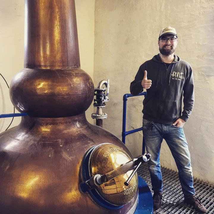 Kilchoman Distillery Tour (100% Islay Peated Single Malt Whisky Farm Experience Dram BarleyMania)