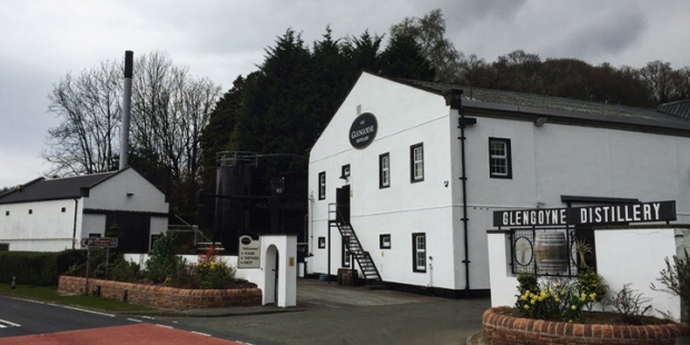 Glengoyne Distillery Wee Tasting Tour (Highland Single Malt Scotch Whisky Experience Glasgow BarleyMania)