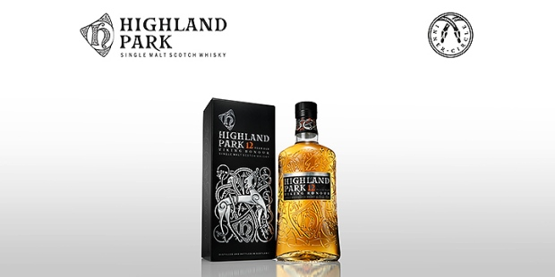 Highland Park new Bottle Design (Orkney Single Malt Scotch Whisky Core Selection Viking Heritage News BarleyMania)