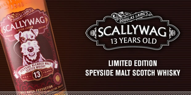 Scallywag 13yo by Douglas Laing's Remarkable Malts (Speyside Blended Malt Whisky Limited Edition Sherry Cask BarleyMania)