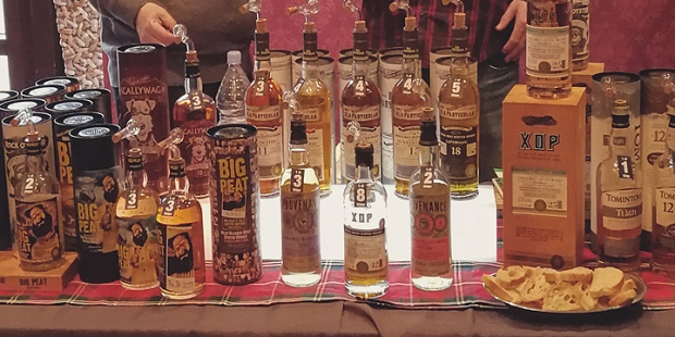15th Whisky Fair Kiel 2017 (Single Malt Scotch Event Tasting Masterclass Drams Northern Germany)