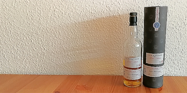 Arran 5yo by A.D. Rattray (Single Malt Islands Scotch Whisky Bourbon Cask Tasting Notes BarleyMania)