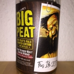 Big Peat Feis Ile 2017 (Limited Edition Islay Blended Malt Scotch Whisky Bottling Remarkable Malts Douglas Laing)