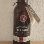 Ola Dubh 18 by Harviestoun Brewery (Highland Park Single Malt Whisky Cask Flavoured Craft Beer Stout)