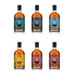 North Star Spirits (Glasgow Single Cask Scotch Malt Whisky Bottlings Blended BarleyMania)