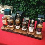 Whisky Tasting at Helgoheiner's (Single Malt Scotch Whiskey Bourbon Tasting Event Helgoland)