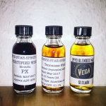 3 special Whiskies by North Star (Blend Scotch Malt Whisky Vega Bourbon Sherry PX Whisky Whiskey Tasting Notes)
