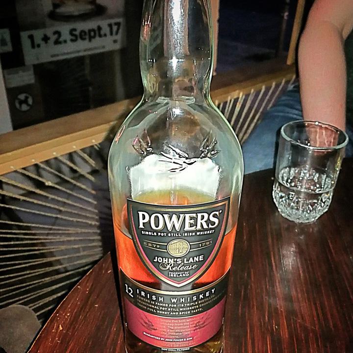 Ireland Tasting at Cadenhead's Whisky Market in Berlin (Irish Whiskey Pot Still Event The Pogues Tullamore DEW Powers)
