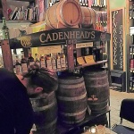 Ireland Tasting at Cadenhead's Whisky Market in Berlin (Irish Whiskey Pot Still Event The Pogues Tullamore DEW Powers)