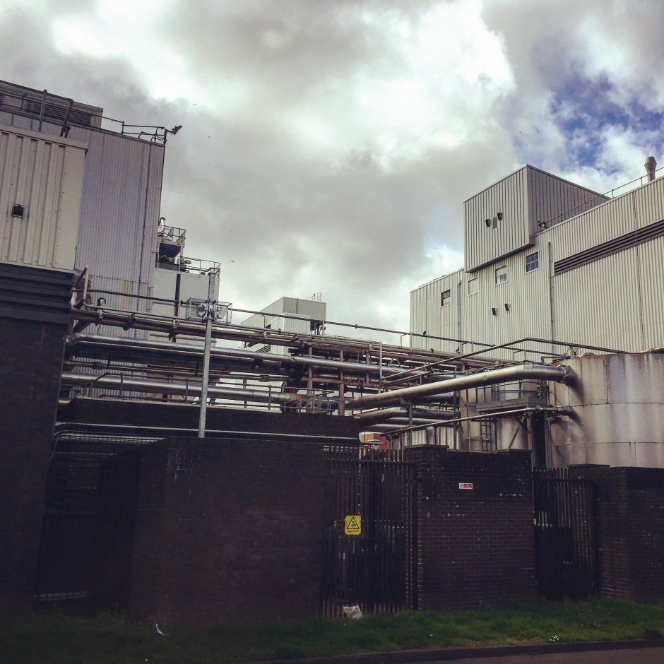 Strathclyde Distillery in Glasgow (Grain Scotch Whisky Pernod Ricard Ballantine's Chivas Regal Visit)