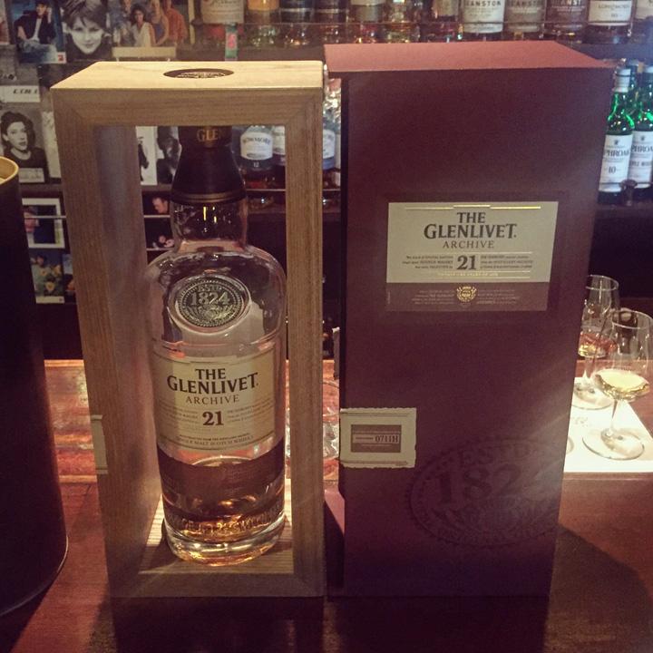 Pernod Ricard Tasting at Christiansen's (Speyside Single Malt Scotch Whisky Longmorn Ballantine's The Glenlivet Aberlour Event)